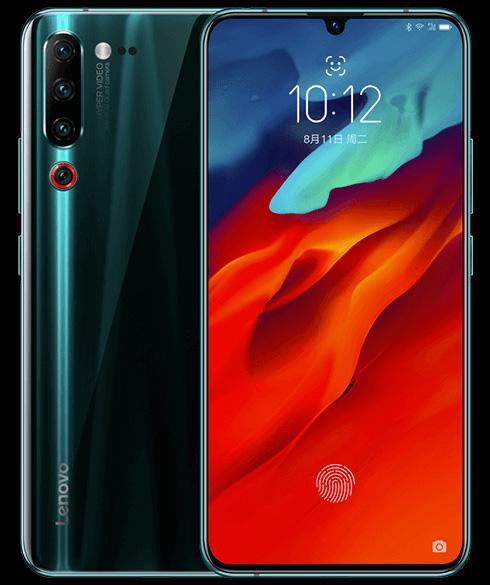 Анонсирован флагманский смартфон Lenovo Z6 Pro новости,смартфон,статья