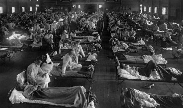 10 болезней, которые могли пожаловать к нам… из космоса болезни