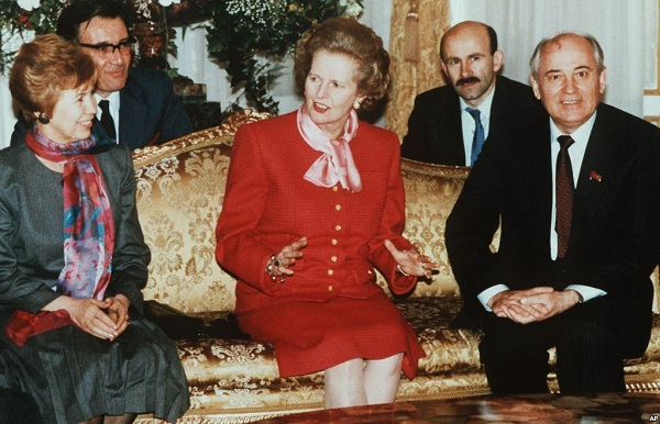 Маргарет Тэтчер: 7 антирусских дел