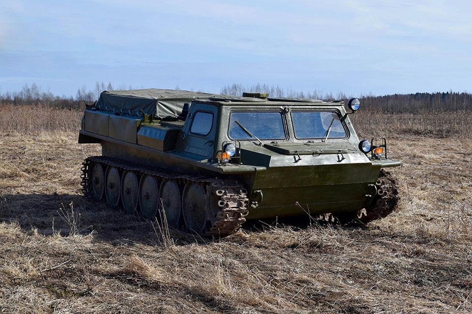 6 военных машин, которые хоч…