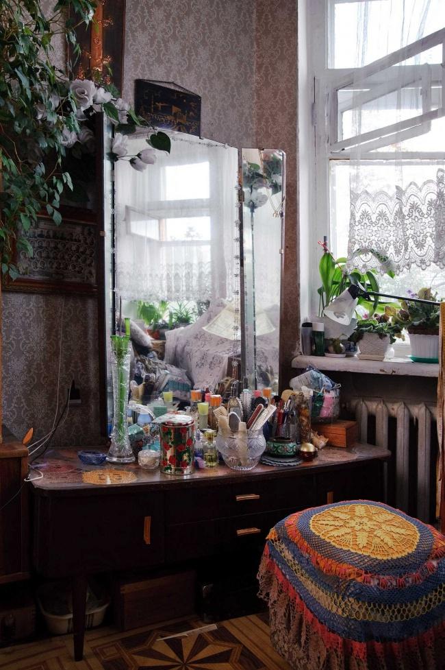 Советская квартира Ксении Апель 2