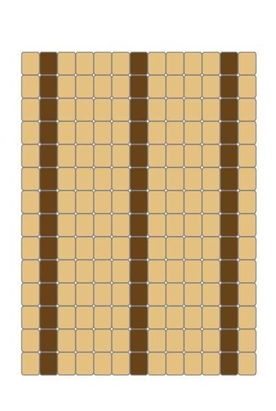 Как плести жгут из бисера. Схемы плетения и пошаговый мастер-класс (8) (400x596, 106Kb)
