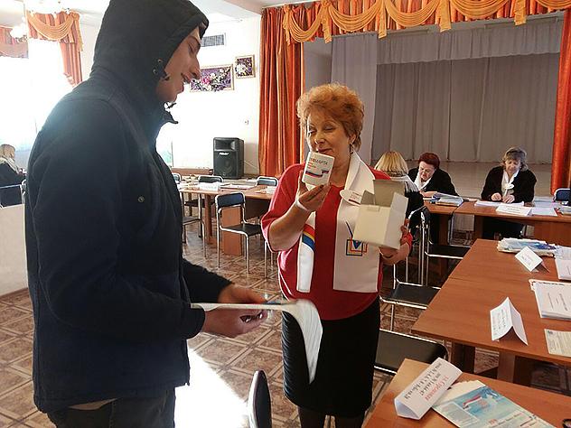 За ходом выборов в Калининграде следят 900 общественных наблюдателей