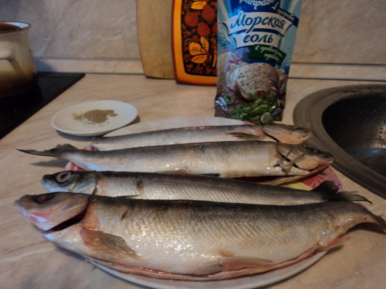 Рыбка- в подводной лодке, картошка- в строю! Ужин на скорую руку.