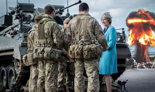 Британия готовится к войне с…