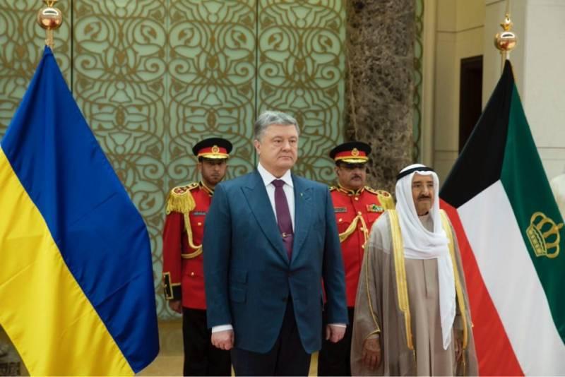 Порошенко: «Мы чувствуем очень сильную и мощную поддержку Кувейта»