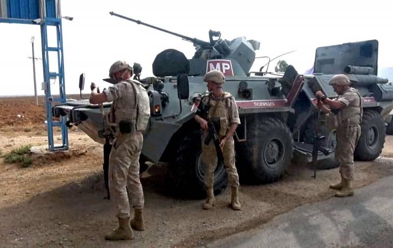 Российские военные ликвидировали боевиков, напавших на их пост на севере Сирии Новости