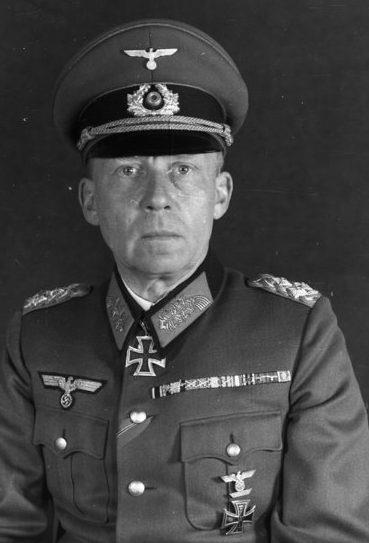 Фрагменты дневника одного типичного немецкого генерала. Начало войны.