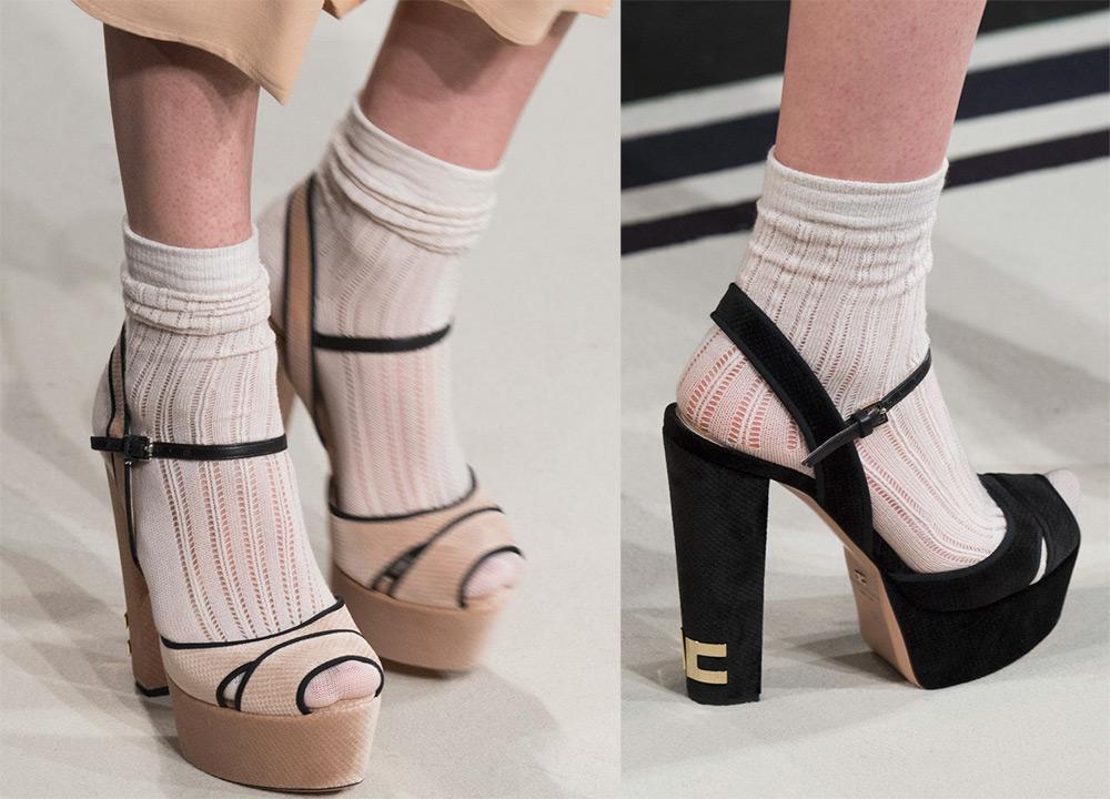 Почему запрет на сочетание носков с босоножками изжил себя