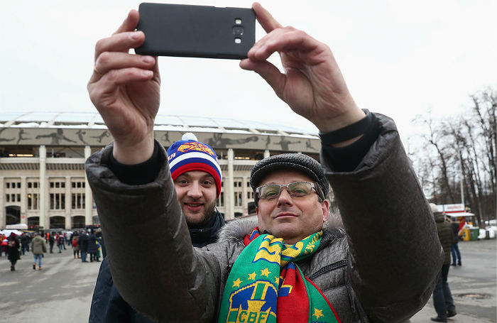 Впечатления от матча в «Лужниках»: «Вышли со стадиона за десять минут, все организовано отлично»