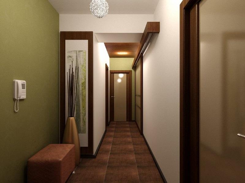 Как сделать узкий коридор уютным и функциональным: 5 потрясающих идей от голландского дизайнера