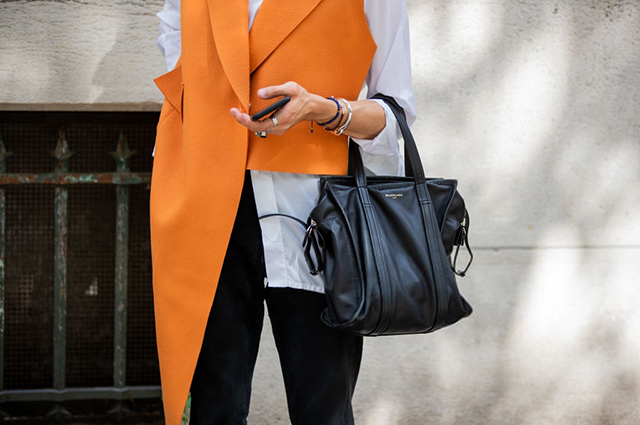 Неделя высокой моды: street style Новости моды