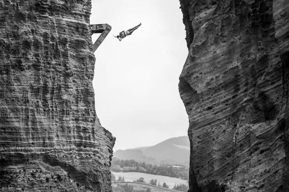 Лучшие снимки от Red Bull 2018