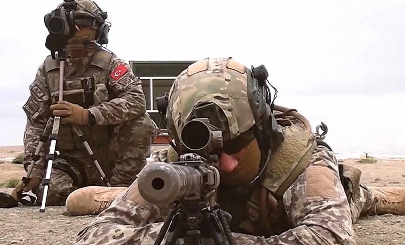 «Спецназ готов к вылету»: источники сообщают о намерениях Турции вступить в войну с Арменией Новости