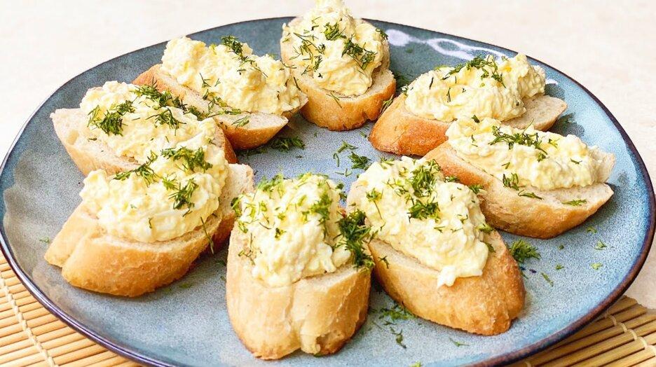 Гости на пороге - Горячие бутерброды на сковороде за 5 минут