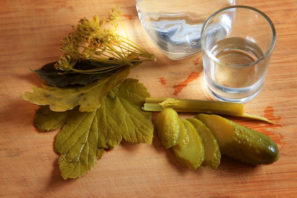 Маринованные огурцы: польза и вред для организма, калорийность