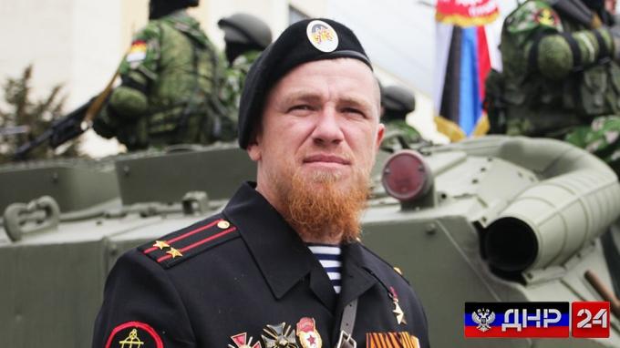 В ДНР задержаны причастные к гибели Моторолы