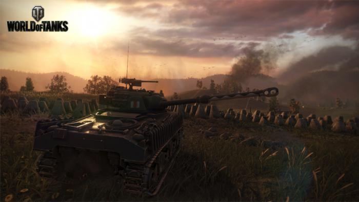 World of Tanks выйдет на Pla…