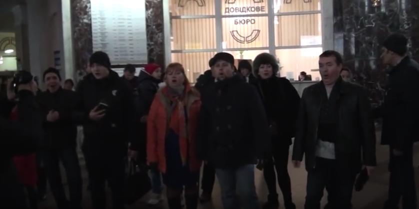 """Смуглянка-молдаванка""  Одесса,  ЖД вокзал"