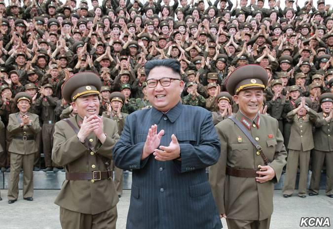 КНДР провела очередные ракетные испытания