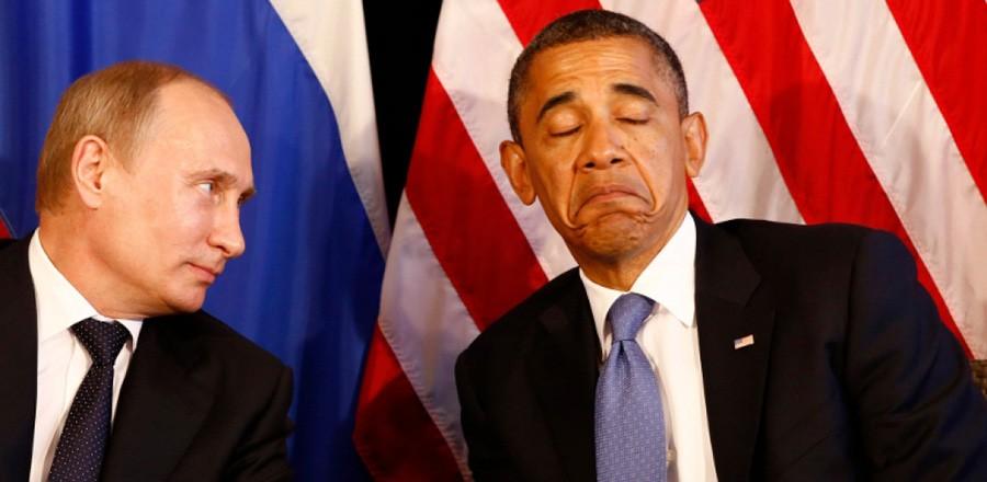 Обама - гадим напоследок