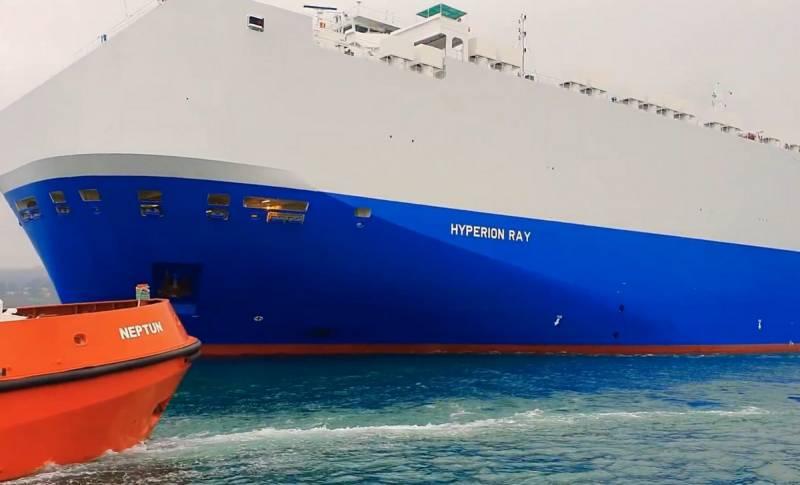 От слова – к делу: Иран исполнил обещание отомстить за взрыв в Натанзе и атаковал израильское судно Новости
