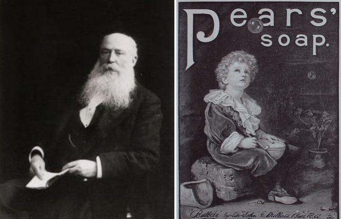 Как один из самых богатых художников XIX века испортил репутацию собственному внуку: «Мыльные пузыри» Милле
