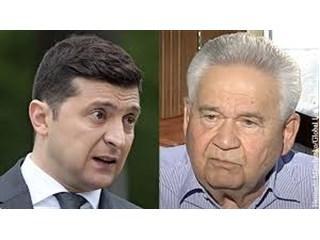 Зеленский готовится к роли украинского националиста украина