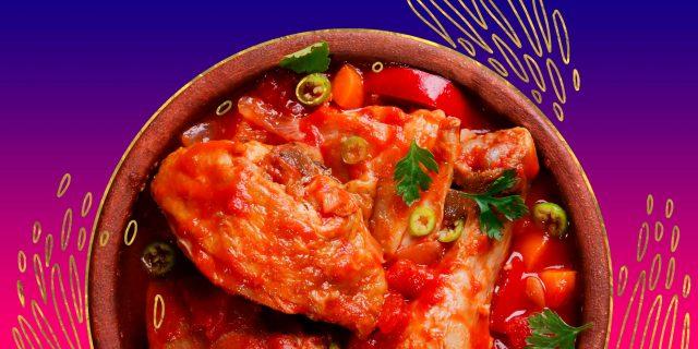 7 рецептов чахохбили из курицы: от классики к экспериментам