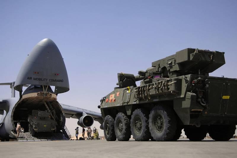 Два десятилетия преимуществ и проблем. Армия США отказывается от колесного танка M1128 оружие,танки