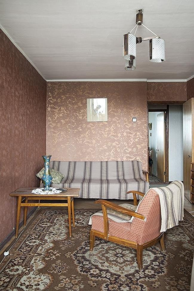 Советская квартира Валентины Семеновой 4