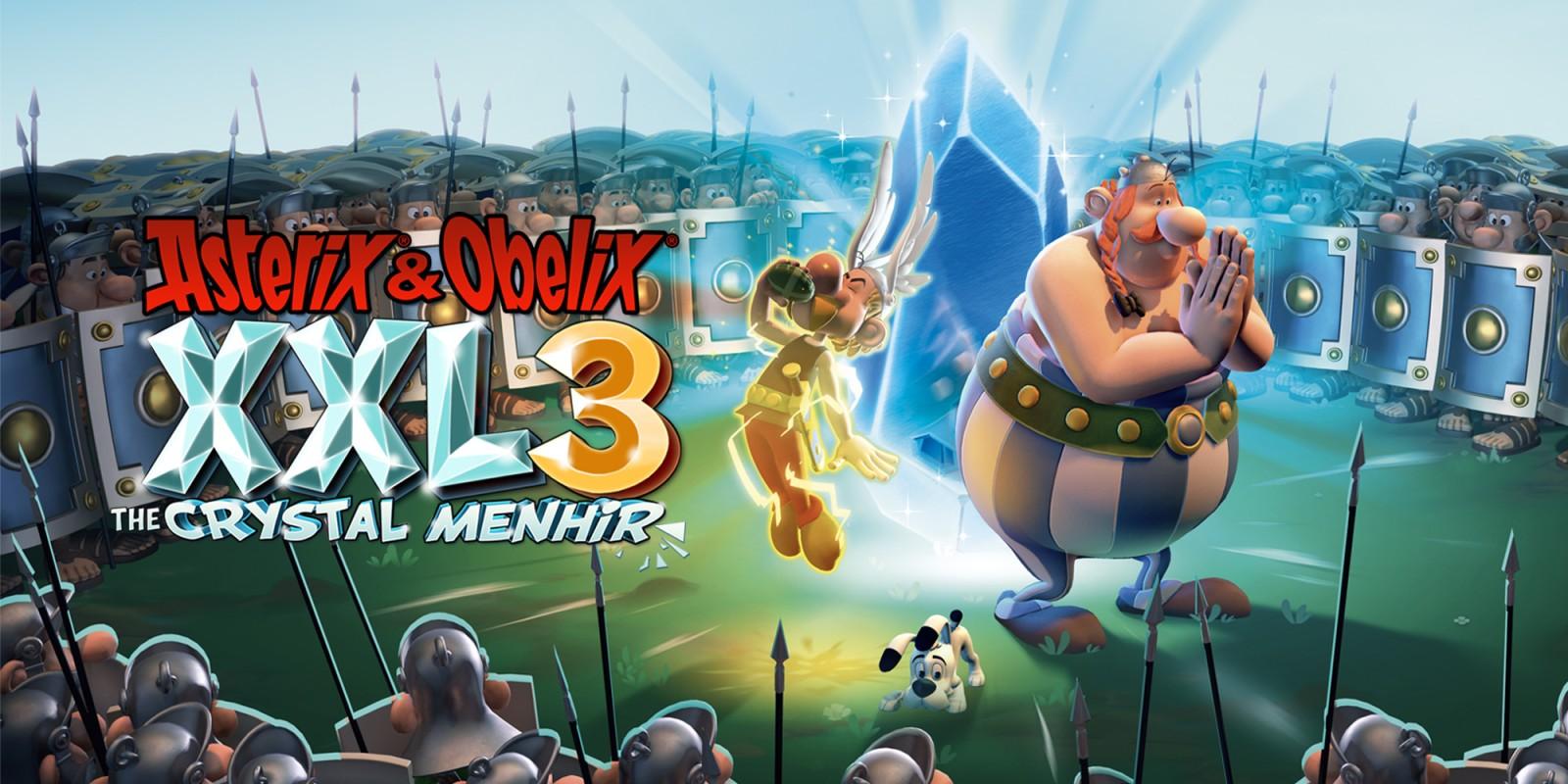 Asterix & Obelix XXL 3: The Crystal Menhir. Продолжение, которого не ждали
