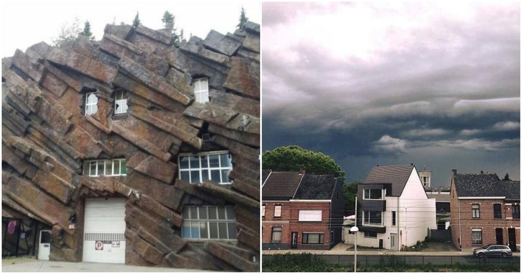Взгляните на самые необычные и странные дома, которые действительно существуют