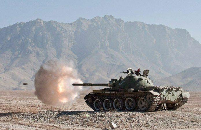 Танк Т-62: боевое крещение