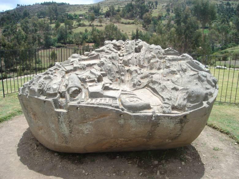 Загадочный камень Сайвит