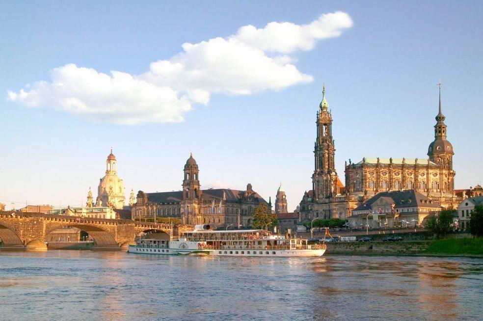 Дрезден — Флоренция-на-Эльбе