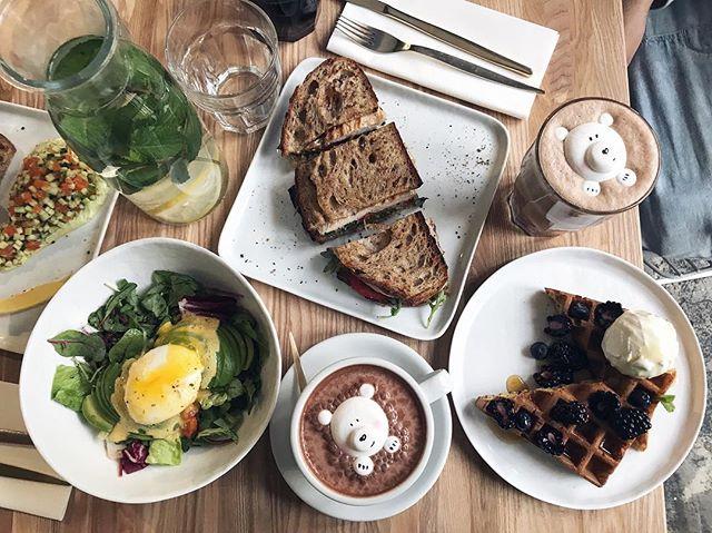 Три завтрака на скорую руку