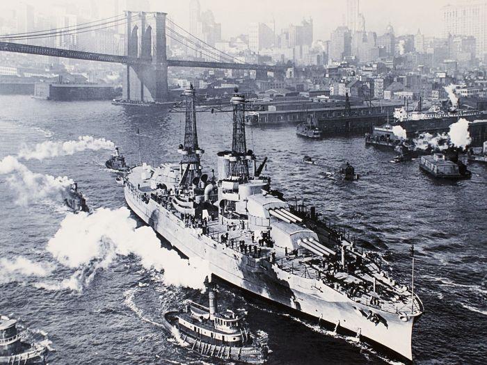 «Призраки» морских глубин: 7 самых масштабных кораблекрушений за всю историю флота