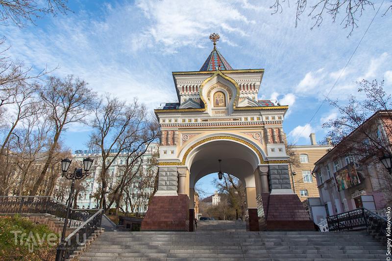 Владивосток: прогулки по улицам