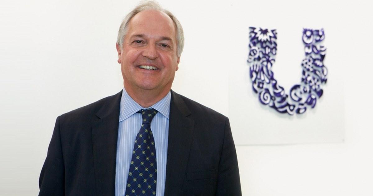 В Unilever сменится генеральный директор