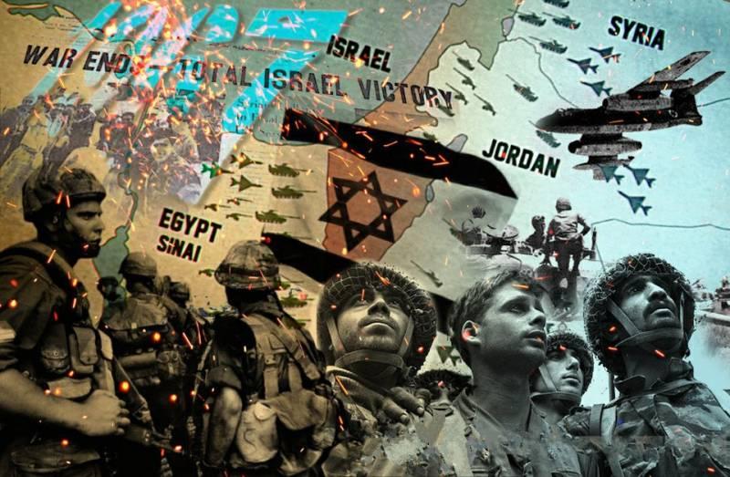 Шестидневная война. Часть 3. Непредвзято и беспристрастно