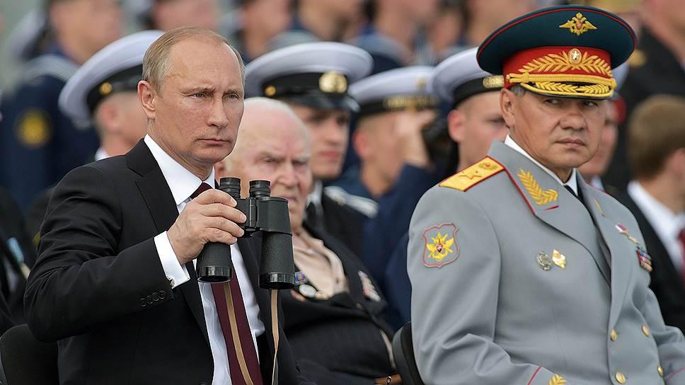 Больше не служим Российской Федерации: Путин изменил фразу, которой военные отвечают на благодарность
