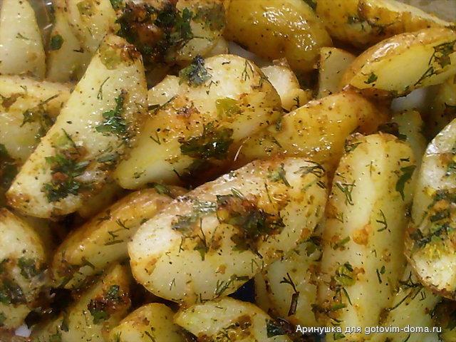 Егоркин картофель