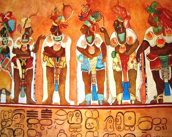 Племя майя — великие тайны великой цивилизации