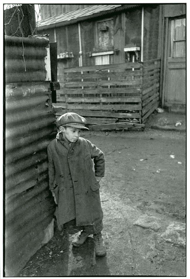 Париж в 20-м округе в 1937 году Весь Мир в объективе, ретро, старые фото