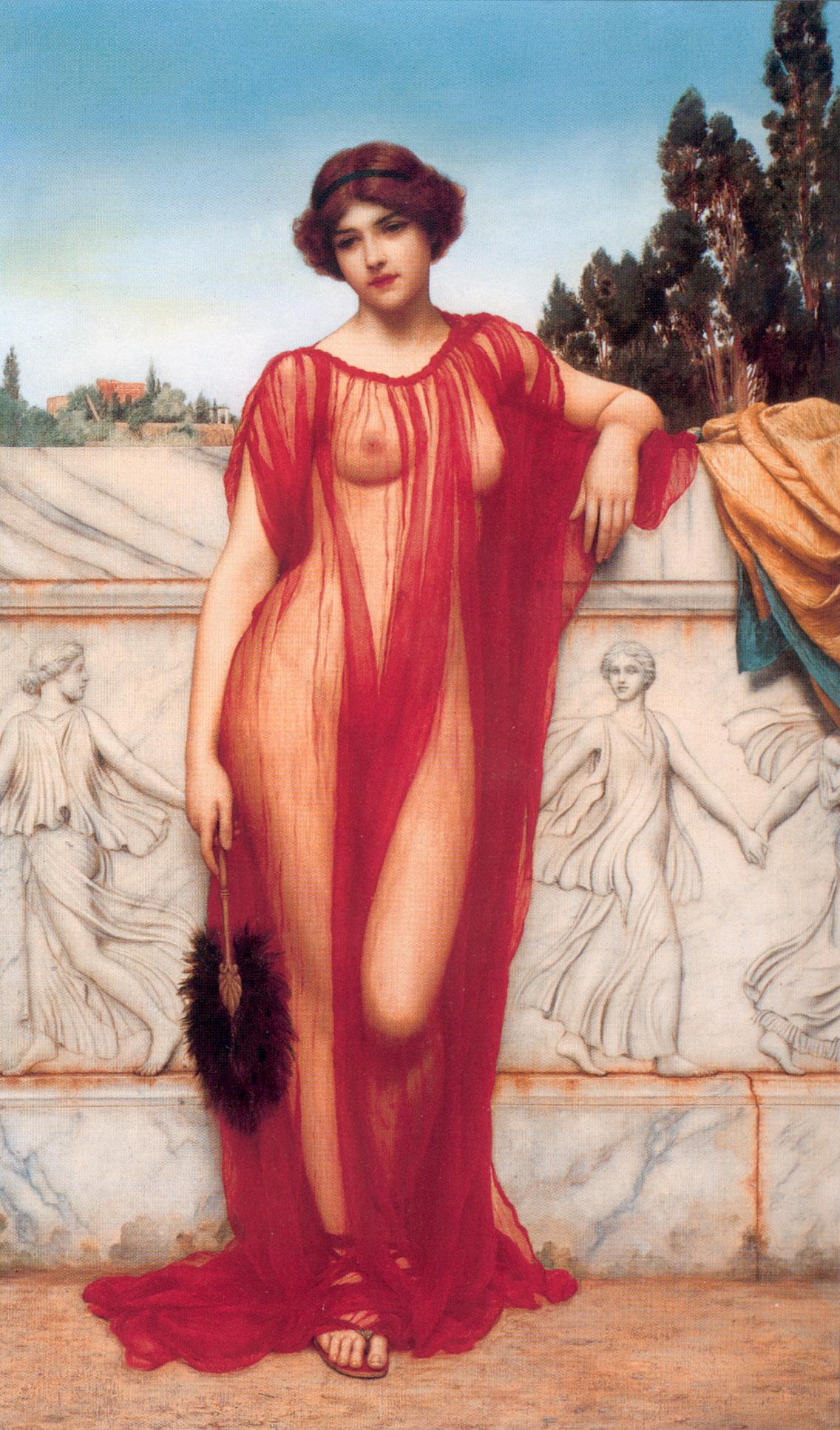 1908_Афинянка (частная коллекция)