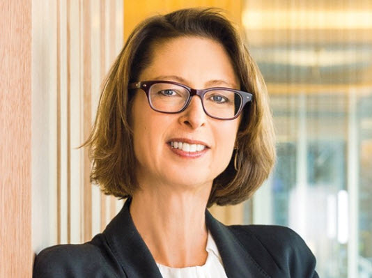 Abigail Johnson, Fidelity Investments