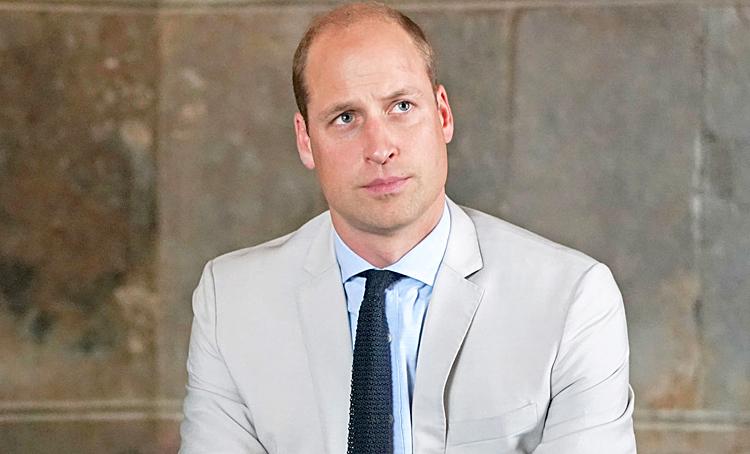 От травмы из-за потери матери до боязни публичных выступлений: принц Уильям дал откровенное интервью BBC