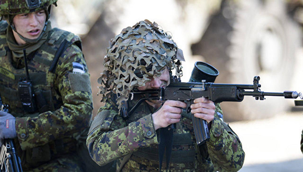 Однажды, в студеную зимнюю пору… Приключения британских военных в Эстонии