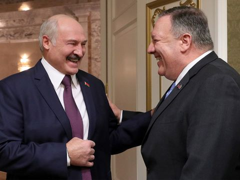 О выборах в Белоруссии Политика
